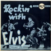 Elvis Presley - Belgium - Rockin' With Elvis Volume 1 (75.524) Very Rare